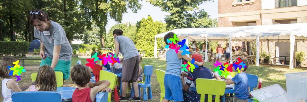 Centro estivo Monza nel Parco a Cascina Costa Alta